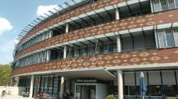 Bild Eingang Klinik Vincentinum Augsburg
